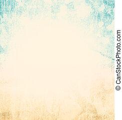 grunge , χαρτί , φόντο , με , διάστημα , για , εδάφιο , ή , image., textured , d