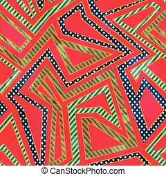 grunge , χρώμα , πρότυπο , seamless, αποτέλεσμα , retro , κόκκινο