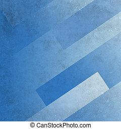grunge, 藍色的背景