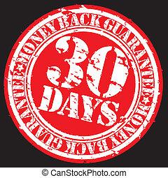 Grunge 30 days money back guarantee