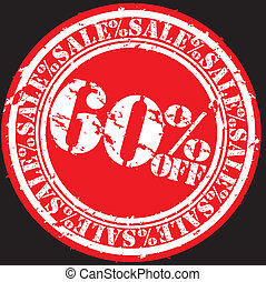 Grunge 60 percent sale off rubber s