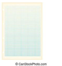 grunge a4 graph paper square