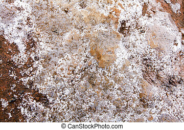 Grunge abstract background in Maui, Hawaii