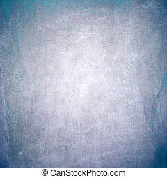 Grunge abstract blue background
