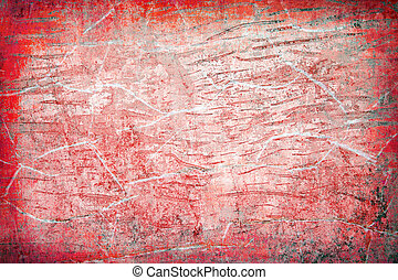 grunge abstract red background