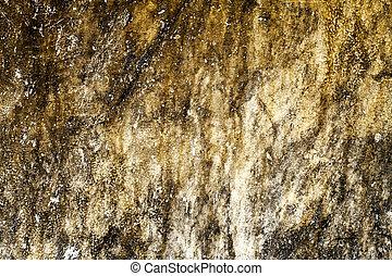 Grunge Abstract Rusty Wall