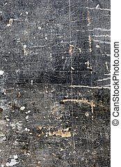 grunge, abstrakcyjny, czarnoskóry, textured, sztuka, tło, szary