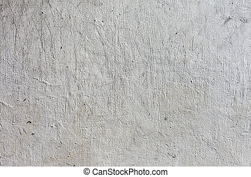 grunge, agrietado, pared concreta