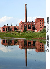 broken factory reflection