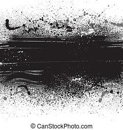 Grunge background blots