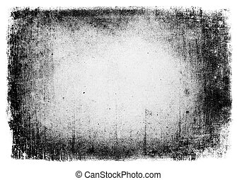 Grunge background isolated.