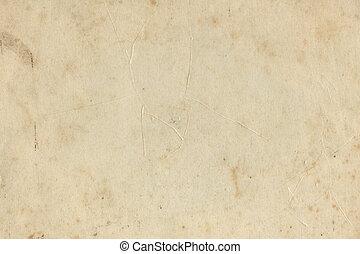 Grunge background. Old paper texture