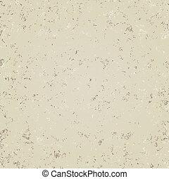 Grunge background. Old texture. Beige color.