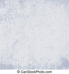 Grunge background pastel blue. EPS 8 vector file included