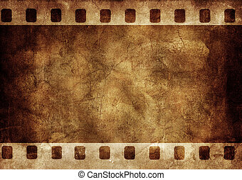 Grunge background photo frame - Abstract background made...