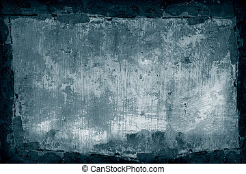 Grunge background taken from the old scratched wall. Very...