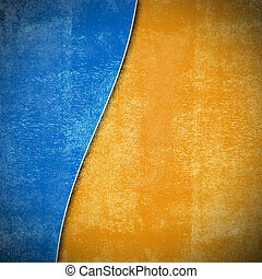 Grunge background with overlap
