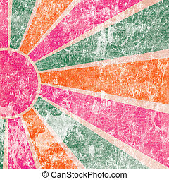 grunge background with stripes