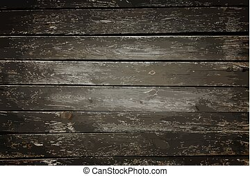 planks - grunge background with  wooden planks