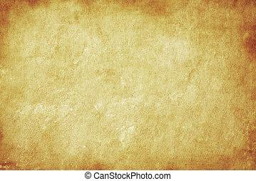 grunge, bakgrund., upplösning, texture., hög, årgång, papper
