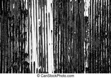 Grunge black and white abstract background or texture