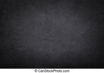 Grunge Black foam board texture background