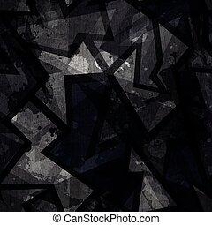 grunge black seamless texture