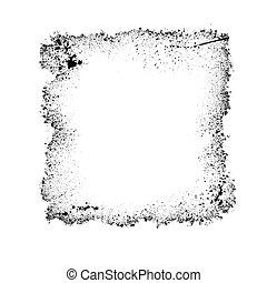 Grunge blots