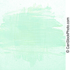 Grunge blue paint texture abstract background
