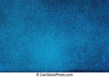Grunge blue painted wall