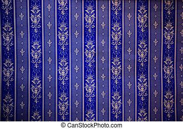 grunge blue retro vintage wallpaper background