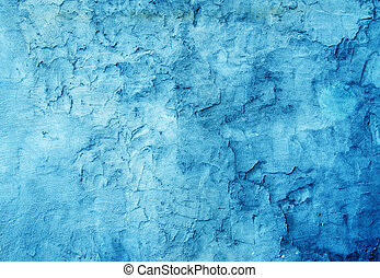 Grunge Blue texture abstract background with space for text