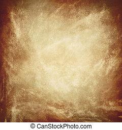Grunge brown texture background