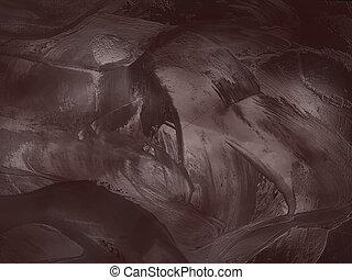 Grunge brown texture, background.