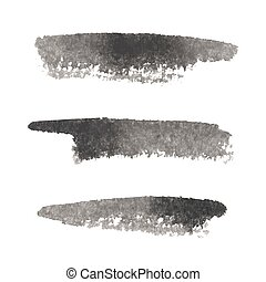 Grunge Brush Stroke set