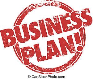 grunge, business, timbre, compagnie, démarrage, mission, stratégie, plan, rouges