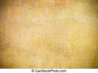 Grunge canvas background