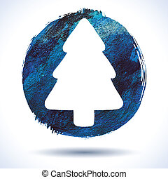 Grunge christmas background - Grunge christmas. Christmas ...