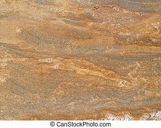 grunge, coloré, tex, dalle, marbre, rouille