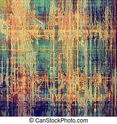 Grunge colorful background. With different color patterns: ...