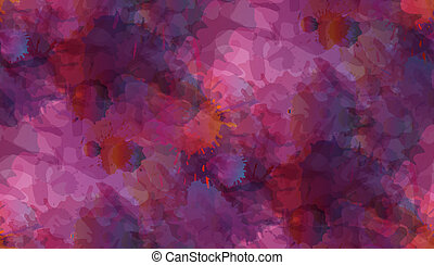 Grunge colorful pattern