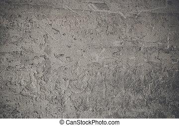 Grunge concrete background with cracks