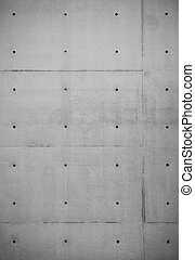 Grunge concrete cement wall (Formwork and Finishes to...