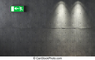 grunge concrete texture wall - background texture of...