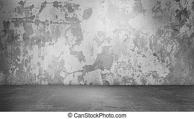 Grunge concrete wall background texture