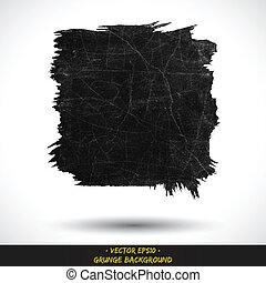 Grunge Dark Background Vector