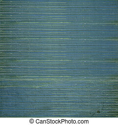 Grunge dark blue wooden slatted background
