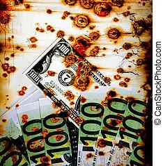 Grunge Dirty Money