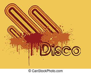grunge disco