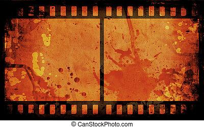 grunge, faixa película
